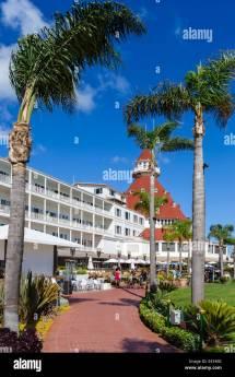 Hotel Del Coronado Beach San Diego