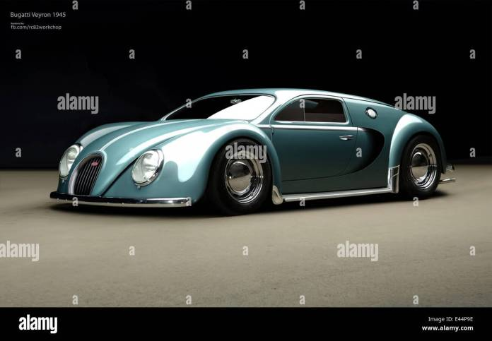 beetle bugatti the supercool car concept re-imagines two great stock