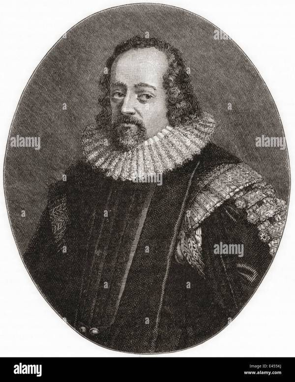 Francis Bacon 1st Viscount St. Alban 1561 1626. English