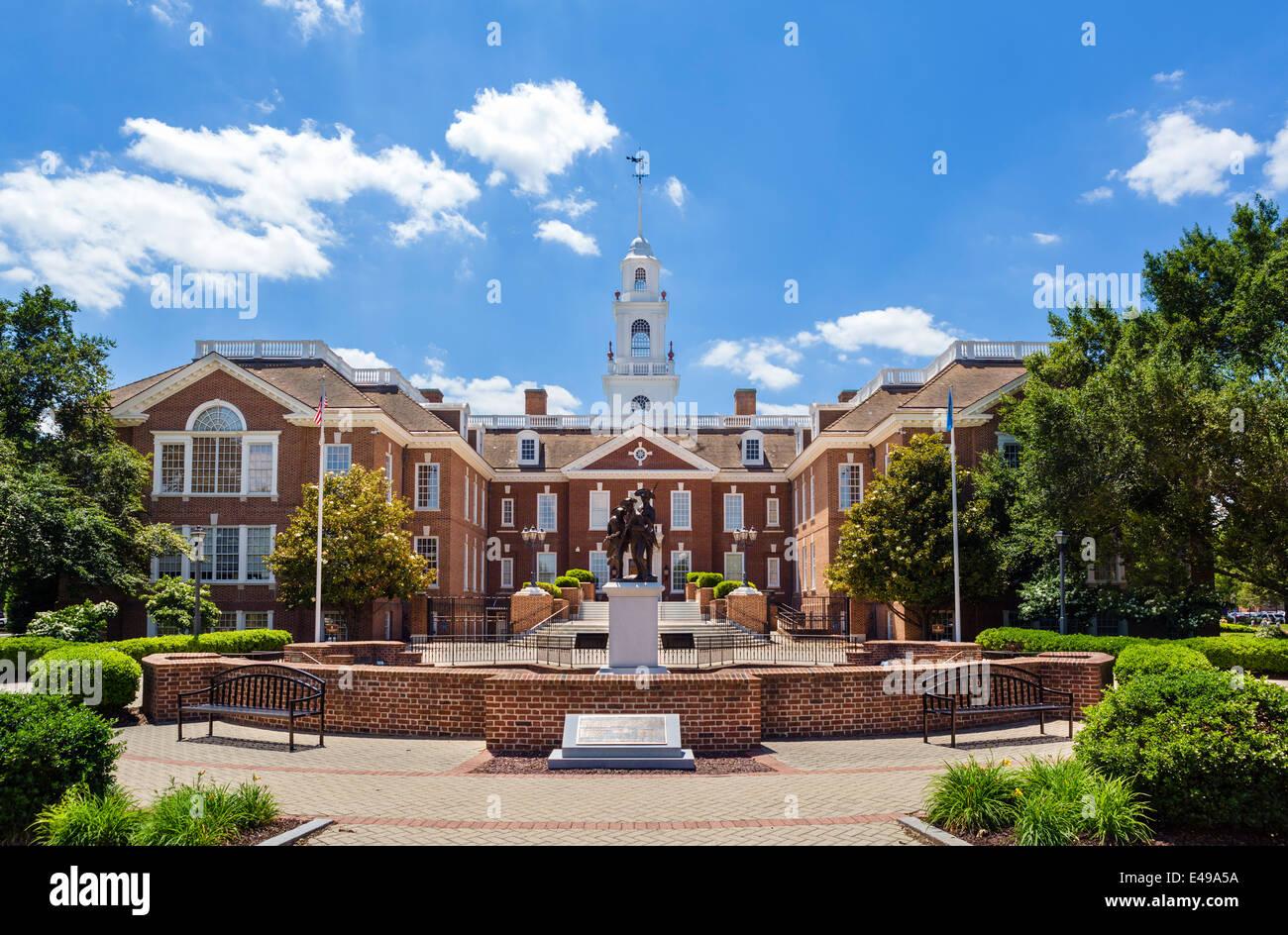 The Delaware Legislative Hall State Capitol Dover