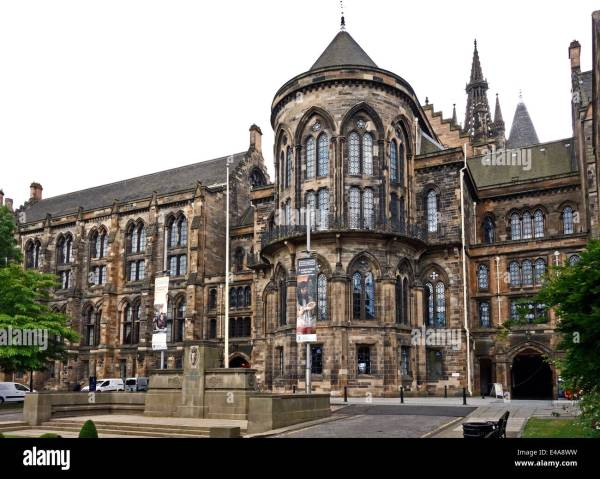 Hunterian Glasgow Stock &