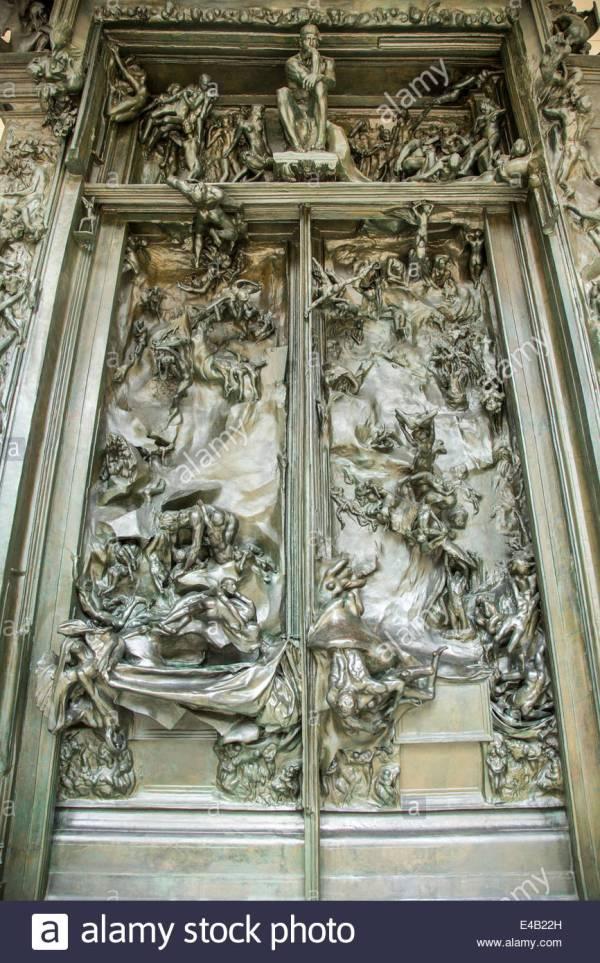 Rodin Gates of Hell Philadelphia
