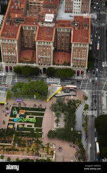 Millennium Biltmore Hotel Pershing Square And West 5th