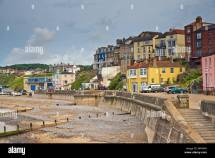 Cromer Seafront Norfolk United Kingdom Stock