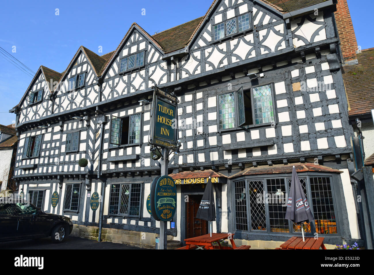 15th Century Tudor House Inn West Street Warwick