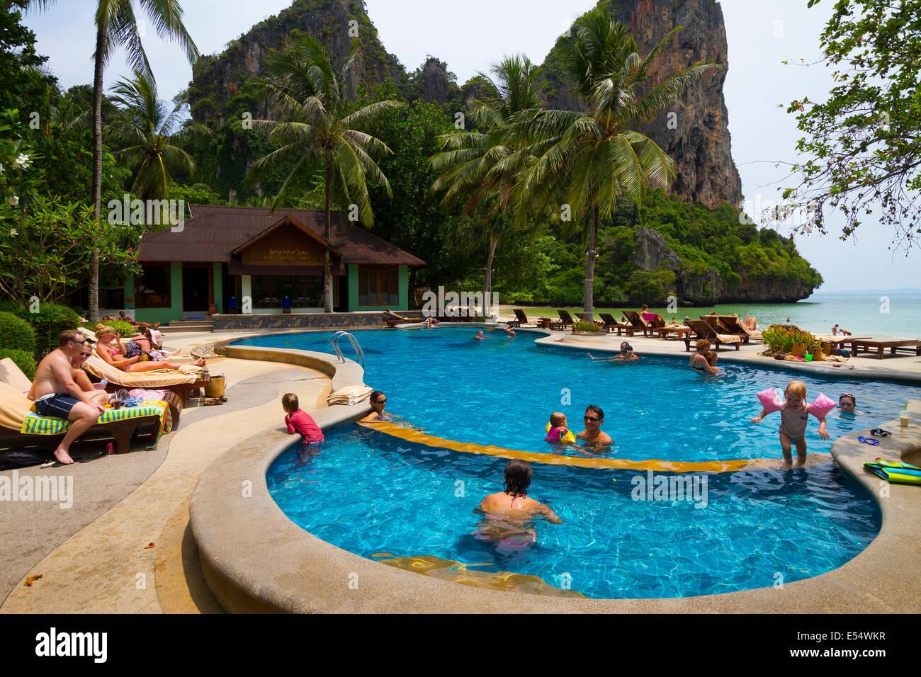 Railay Bay Resort Spa Hotel Railay West Beach Railay