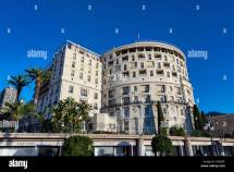 Hotel De Paris Stock &