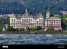 Grand Hotel Des Iles Borromes Stresa Piedmont Italy