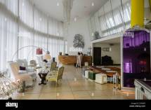 Boutique Hotel Lobby Design