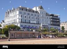 Cavendish Hotel Grand Parade Eastbourne Stock