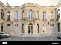 France Paris 7e Hotel Particulier De Matignon 56