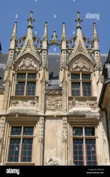 France Haute Normandie Seine Maritime Rouen Hotel De