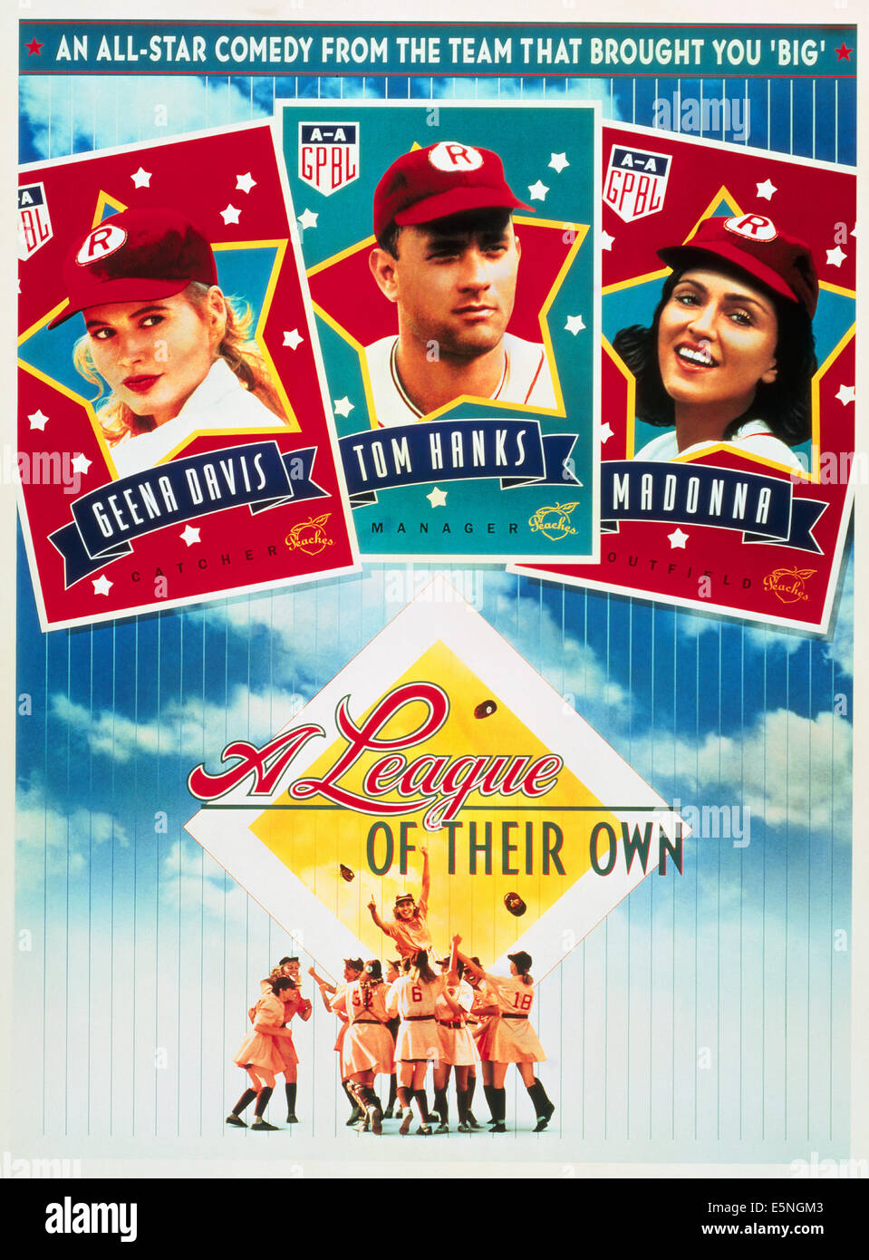 Image result for a league of their own movie poster