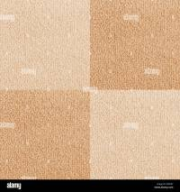 New checkered carpet texture. Bright Beige carpet flooring