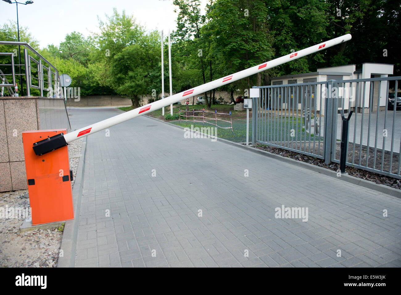 Mobile Security Barriers
