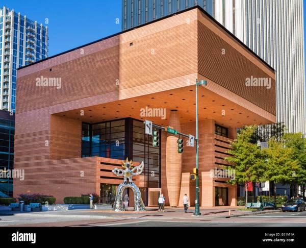 Charlotte NC Bechtler Museum of Modern Art