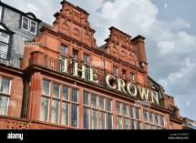 Crown Pub in London