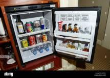 Mini Bar Minibar Hotel Stock 72714731