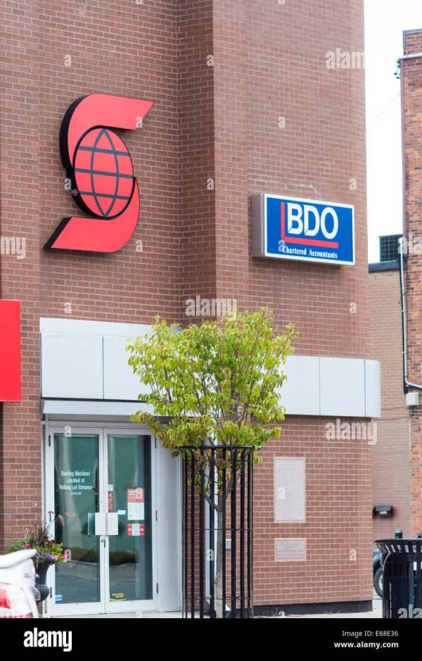 Bdo Logo Stock & - Alamy