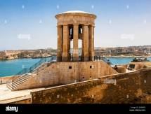Siege Bell Valletta Malta Memorial