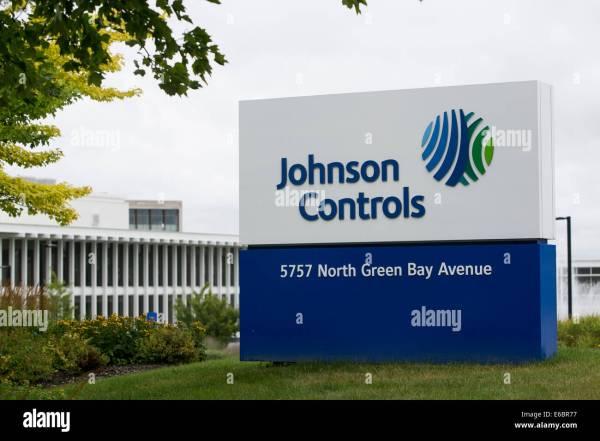 Headquarters Of Johnson Controls In Milwaukee