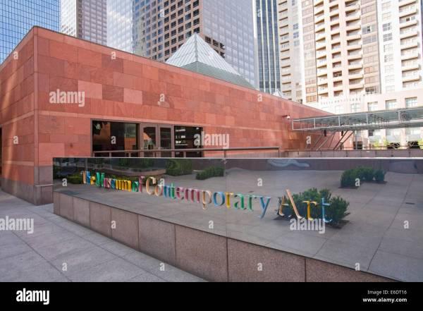 Moca Museum Of Contemporary Art Los Angeles