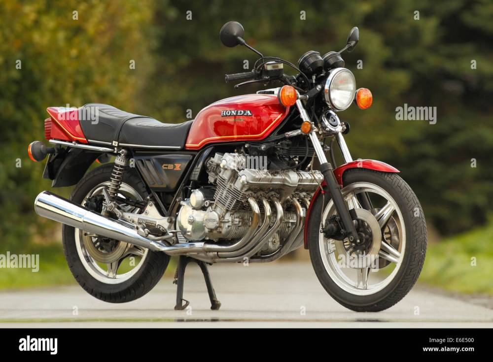 medium resolution of motorcycle honda cbx super sport
