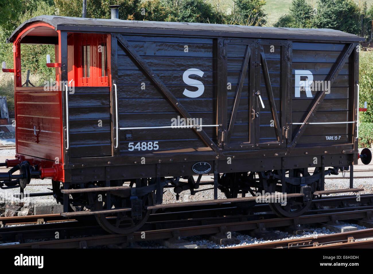 Railway Guards Van Stock Photos Amp Railway Guards Van Stock