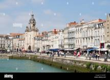 La Rochelle Harbour And Town Charente-maritime