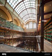 Library Of Amsterdam Rijksmuseum