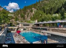 Radium Hot Springs British Columbia Canada