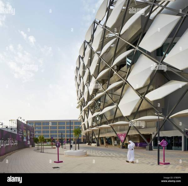 Hazza Bin Zayed Stadium Al Ain United Arab Emirates Stock 73390098 - Alamy
