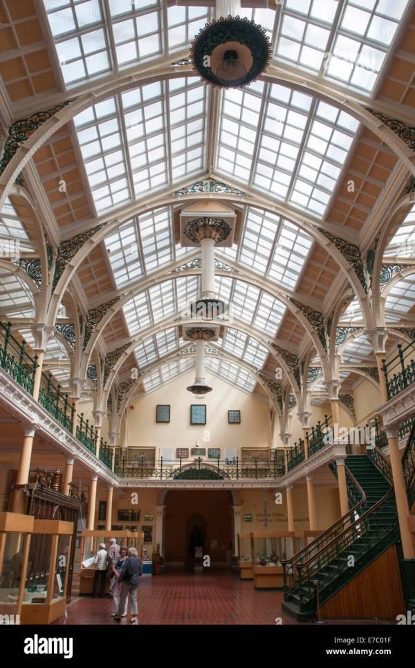 Birmingham Art Museum Interior