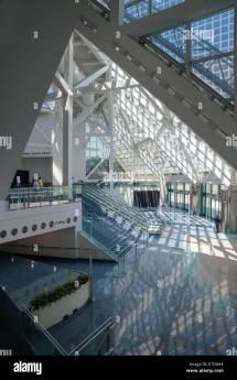 Lobby Of Los Angeles Convention Center