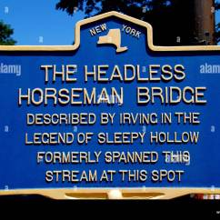 The Legend Of Sleepy Hollow Plot Diagram Keystone Cougar Rv Wiring New York State Historic Marker Notes