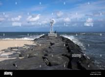 Ocean City Maryland Jetty