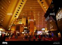 Lobby And Hotel Rooms High In Interior Of Pyramid Luxor