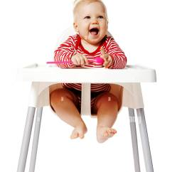 Baby Sitting Chair India Gus Modern Atwood Funny Dinner Table Stock Photos And