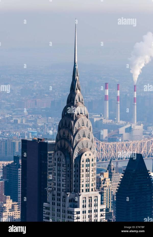 Empire State Building Observation Deck