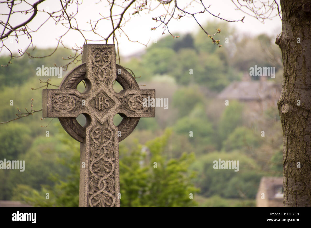 Image result for undercliffe cemetery celtic cross