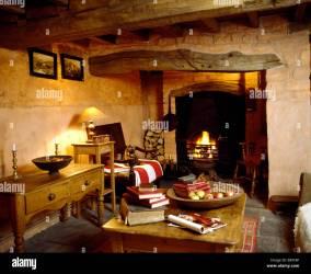 Old Cottage Living Room