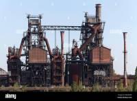 Metallurgical Furnace Stock Photos & Metallurgical Furnace