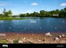 Emajogi River Tartu Estonia Baltic Stock &