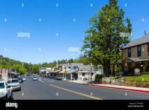 Julian Town California