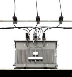 electric transformer stock image [ 1300 x 1004 Pixel ]