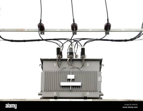 small resolution of electric transformer stock image