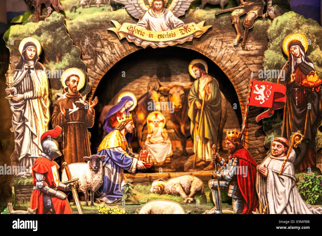 christmas jesus stock photos