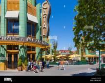 Disneyland Anaheim Stock &