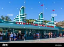 Disneyland Disney California Adventure Park Entrance