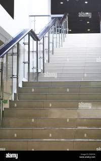 Interior View Staircase Building Entrance Stock Photos ...